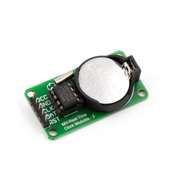 DS1302 AVR Real Time Clock Module