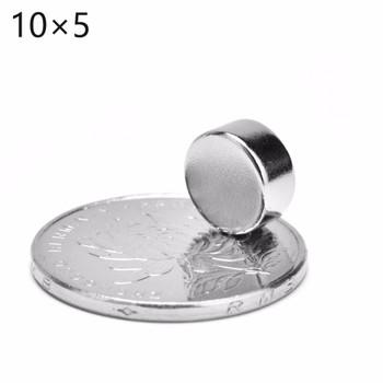 10 x 5 mm Permanent Neodymium Magnet