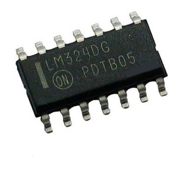LM324DR, Op Amp, 1.2MHz 14-Pin SOIC