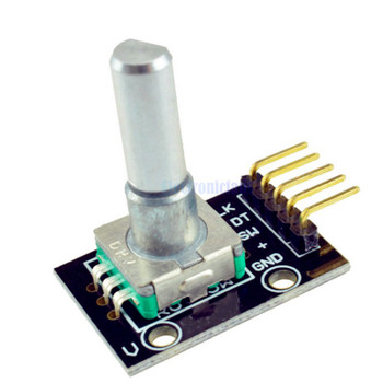 360 Degrees Rotary Encoder Switch