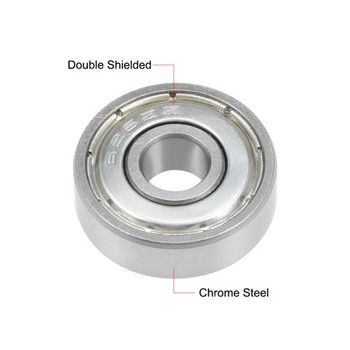 626ZZ chrome steel ball-bearing