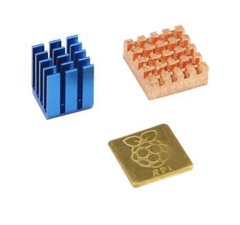 Heatsink for Raspberry Pi Aluminum and Copper
