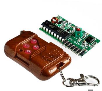 2262/2272 4 CH 315Mhz Wireless Remote Control