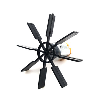 100mm Paddle wheel propeller