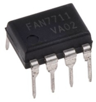 FAN7711: Electronic Ballast Controller IC