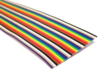 Ribbon Cable 22AWG 40 way - 1 Meter