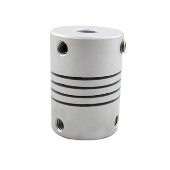 Stepper Motor Flexible Coupling - 5mm to 5mm