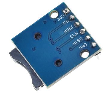 Micro SD Card R/W Module for Arduino
