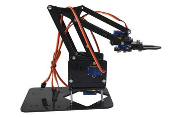 Robot 4 DOF arm arduino