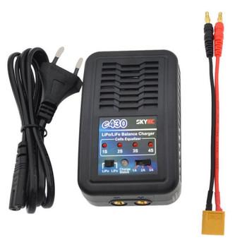 E430 2S-4S LiPo / LiFe Battery Charger