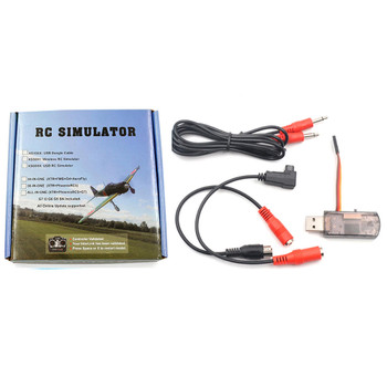 22 in 1 RC USB Flight Simulator