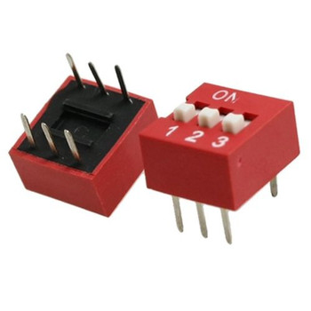 DIP Switch 3 Position