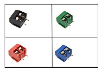 KF301-2Pin Straight Pin PCB Screw Block