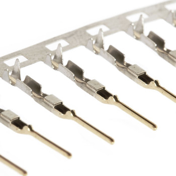 """Crimp Pins Male pin 0.1"""" connector"""