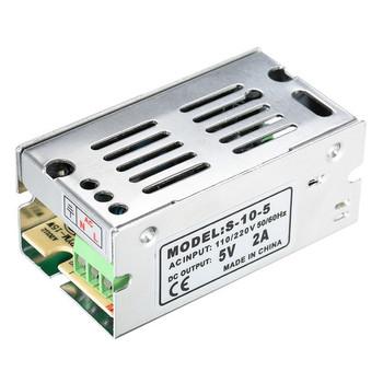 AC 220V TO DC 5V 2A Transformer Power Supply