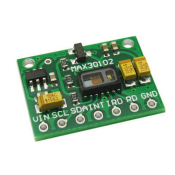 MAX30102 Pulse Oximeter & Heart-Rate Module