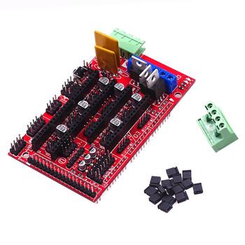 RAMPS 1.4 3D printer control panel
