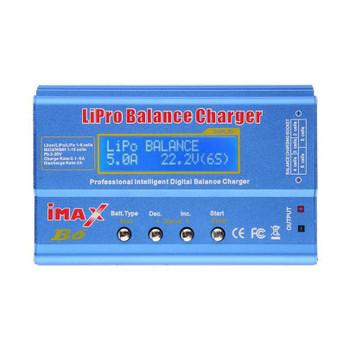 iMAX B6 80W XT60 LiPo Battery Balance Charger