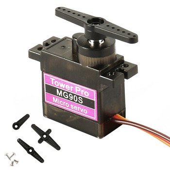 MG90S Metal gear Micro Tower Pro Servo