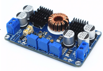 LTC3780 DC-DC 1V-35V 10A Step Up/Down Regulator