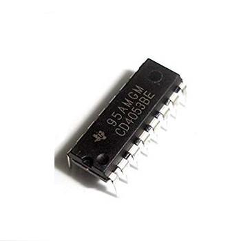 CD4053BE DIP16 Multiplexer IC