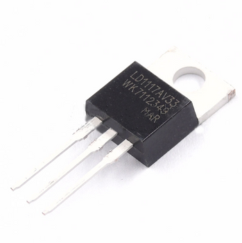 LD1117V33 Low Drop Voltage Regulator