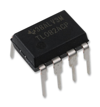 TL082ACP -  Op-Amp, Dual, 2 Amplifier IC