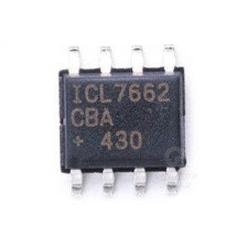 ICL7662CBA+T -  DC/DC Adjustable Voltage Converter