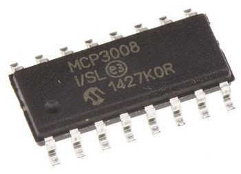 MCP3008-I/SL -  Analogue to Digital Converter SMD IC