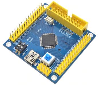 STM32F103RET6 ARM System Development Board