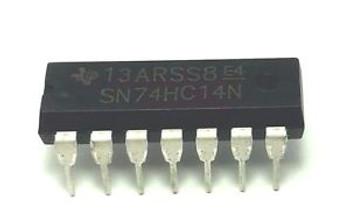 SN74HC14N, Hex Schmitt Trigger Inverter IC
