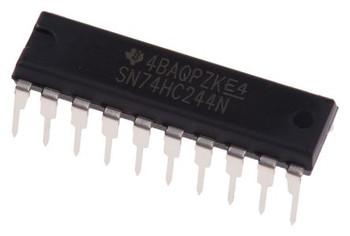 SN74HC244N Octal Buffer & Line Driver IC