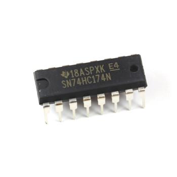 SN74HC174N Hex D Type Flip Flop IC