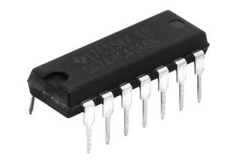 SN74HC4066N Multiplexer/Demultiplexer Quad IC