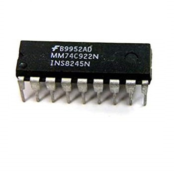 MM74C922 74HC922N  Multiplexer IC