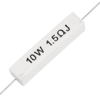 10W Cement resistance 5%