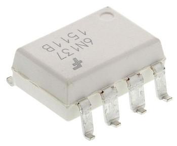 6N137SM DC Input Logic Gate Output Optocoupler SMD