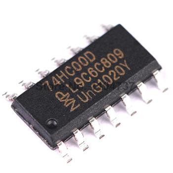 SN74HC00D, Quad 2-Input NAND Logic Gate IC