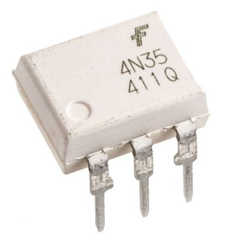 4N35 ON Semiconductor, Optocoupler IC