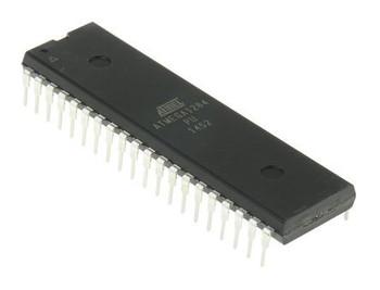 ATMEGA1284-PU, 8bit AVR Microcontroller