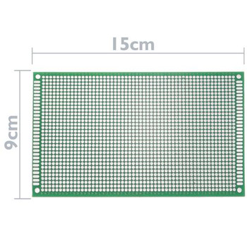 9*15 PCB Double Sided Universal board