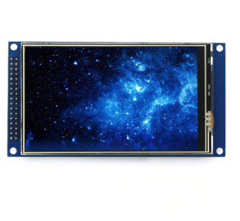 3.2 inch TFT LCD screen (Atmega 2560)
