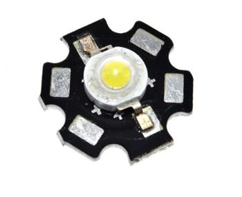 3W 220lm-240lm White LED Bulb