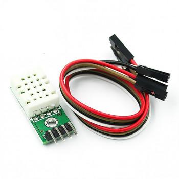 SHTC3 High Precision Temperature Humidity Sensor