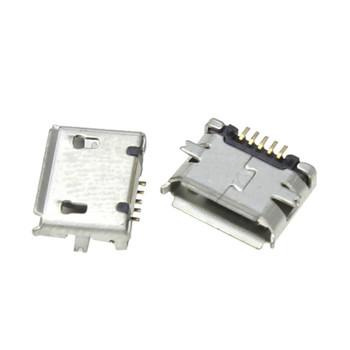 Micro USB Type B Female 5Pin SMT Socket