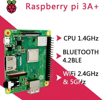 Raspberry Pi 3 Model A+
