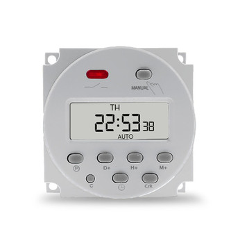 AC 220V Digital Programmable  Power Timer Switch