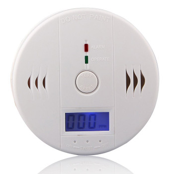 CO Gas Sensor Detector Poisoning Alarm