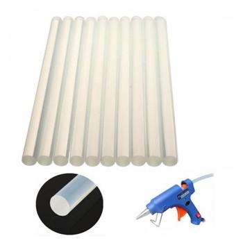 7mmx190mm Transparent Glue Sticks