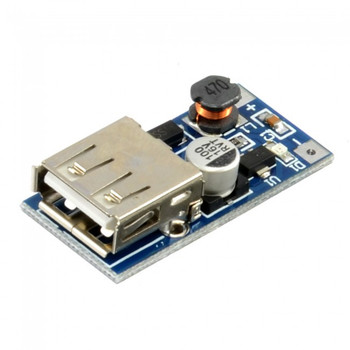 DC Boost to USB 5V Quick Charge Module